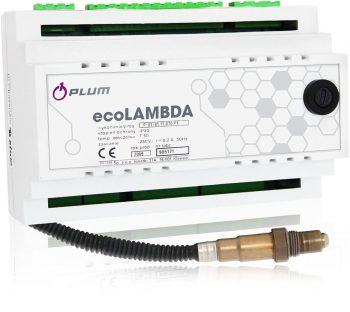 Pomiar zawartości tlenu w spalinach ecoLAMBDA